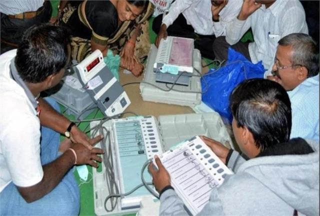 up preparations for counting of votes are complete tomorrow