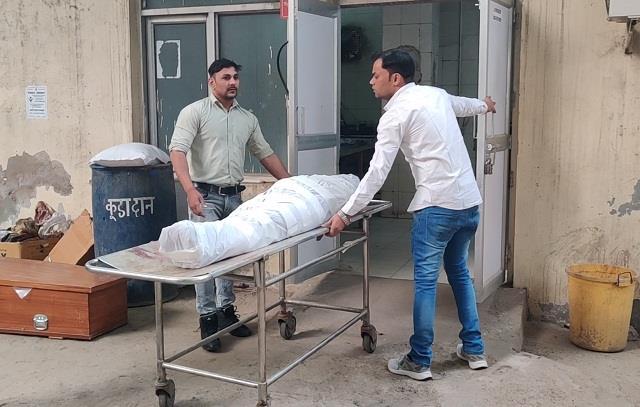 revelation in gurugram firing case victim died in hospital