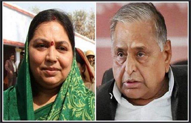 mulayam singh yadav s wife sadhana gupta is ill hospitalized