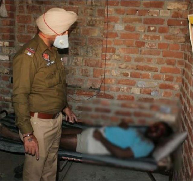 murder case in jalandhar