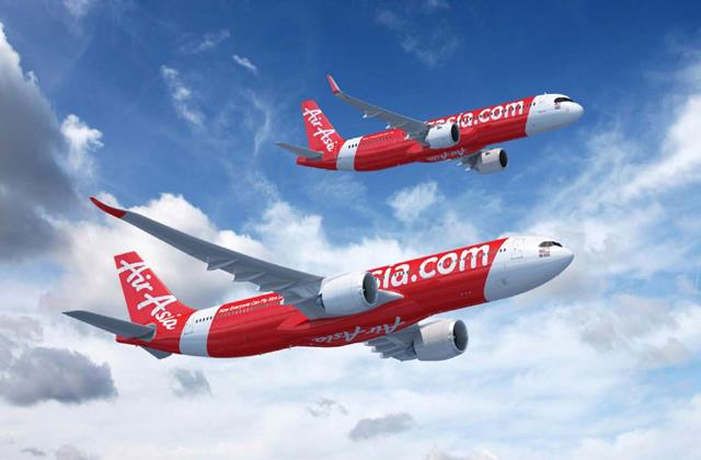 airasia india plans to expand add three more a320 neo aircraft by june