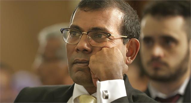 maldives former pm spill pain  chinese debt cannot be repaid