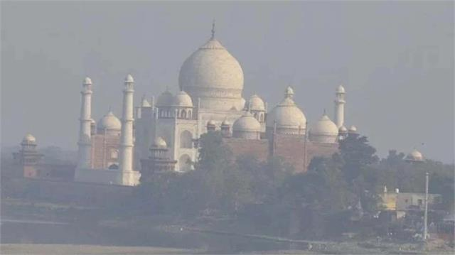 agra the most polluted city in uttar pradesh aqi 458