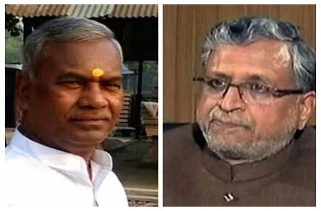 bjp leader kameshwar chaupal may be the new deputy cm of bihar