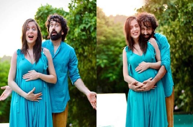 जल्द पिता बनने वाले हैं 'इश्कबाज' फेम नकुल मेहता, पत्नी के साथ शेयर की क्यूट वीडियो