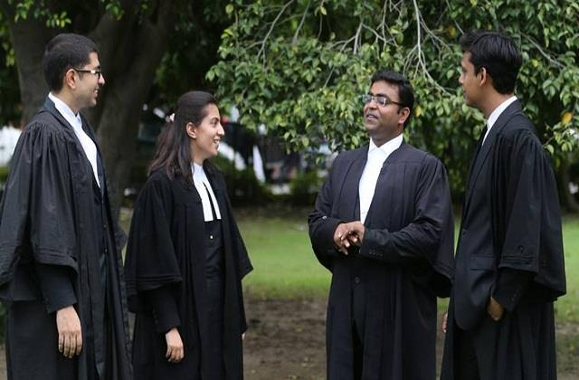 courts closed in lockdown lawyers quit advocacy and start new work