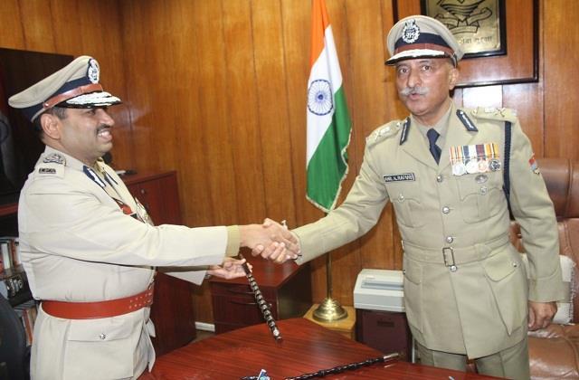 ashok kumar becomes 11th director general of police