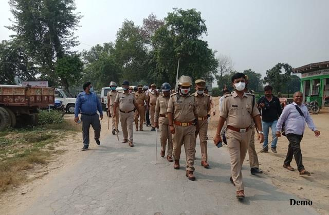 up police gets justice land freed from occupation on hc order