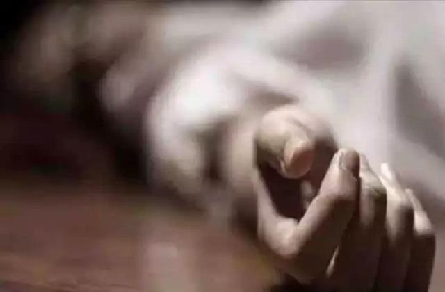 dead body of a married woman recovered in saran