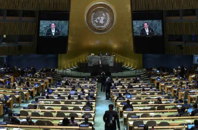international news united nations india pakistan ts tirumurthy