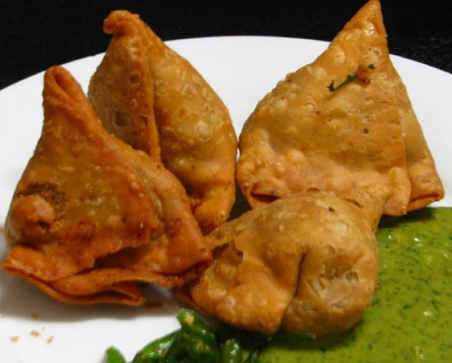 the price of potato and oil increased the samosa became smaller in size