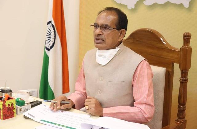 cm shivraj not in favor of lockdown