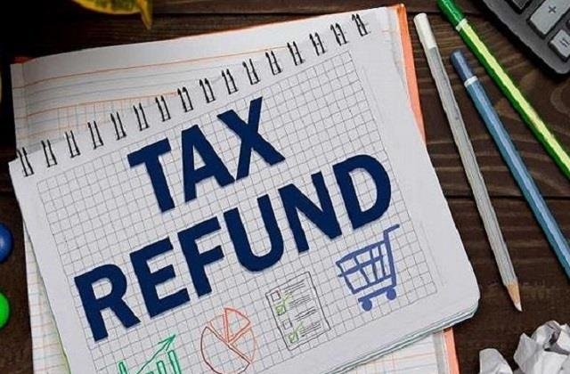 refunds worth rs 1 36 lakh crore issued to 41 25 lakh taxpayers