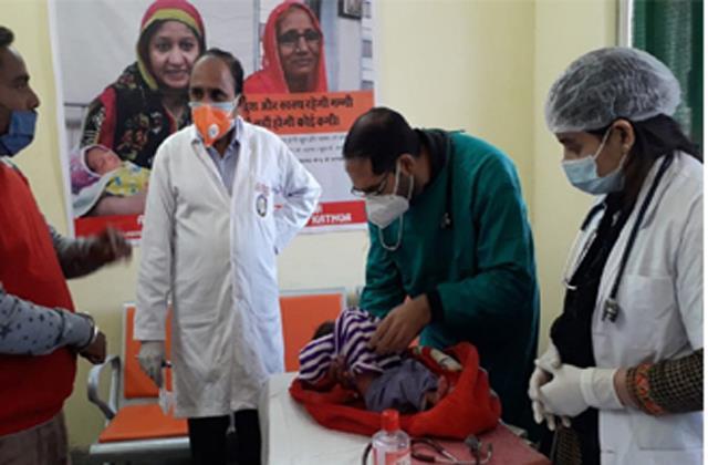 neonatal care week in kathua