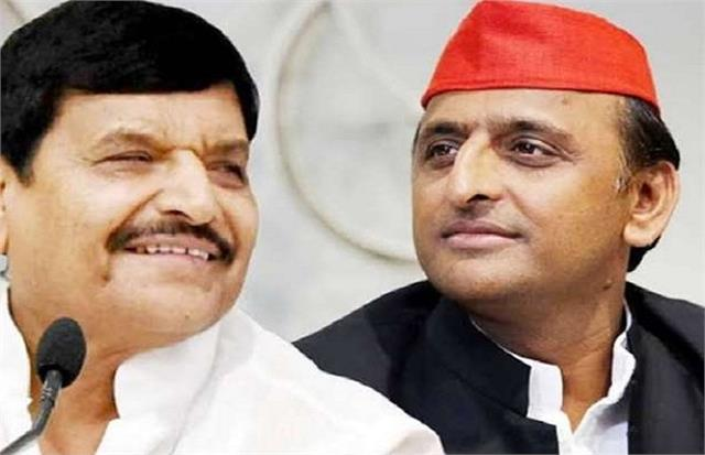 shivpal akhilesh is getting closer with his  and  who s address