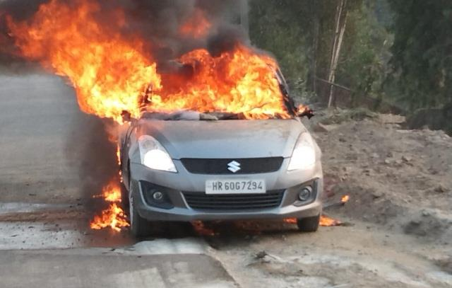 tragic accident occurred on national highway