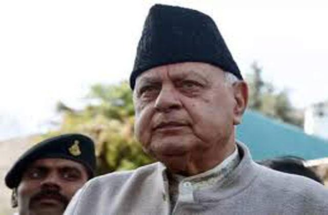 ddc elections farooq abdullah appeals to vote secretly