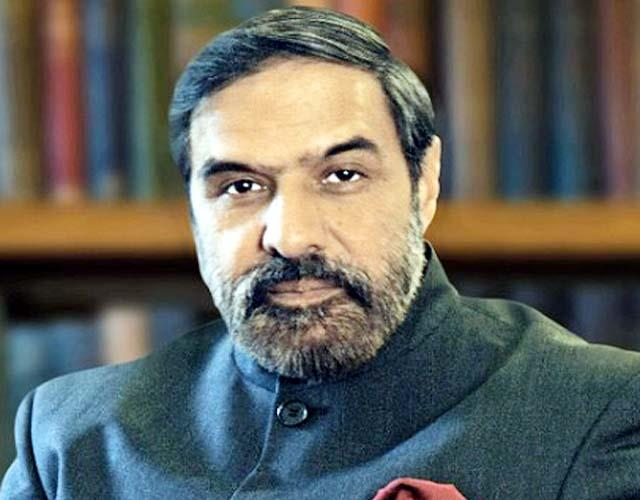 anand sharma got place in team of sonia gandhi