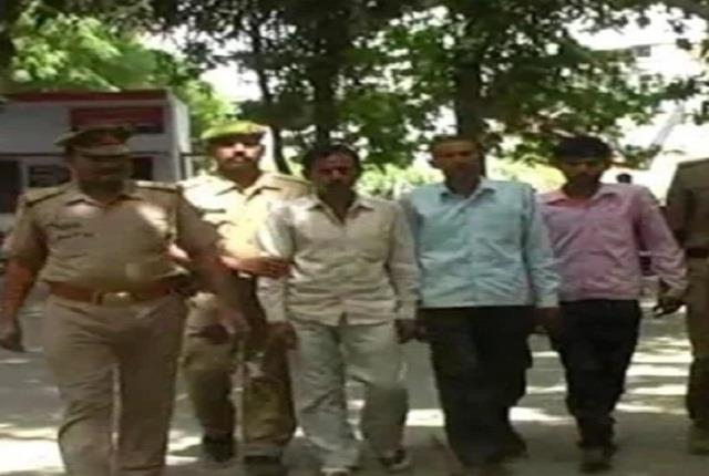 hardoi police revealed the murder of two and a half years ago