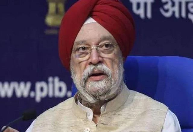 the case of calling union minister puri a fake sardar caught fire