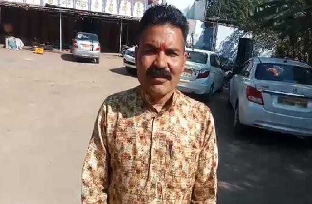 state president of sanskrit bachao manch appealed to shivraj