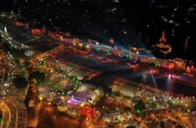 ram lala ayodhya will shine with 5 lakh 51 thousand lamps