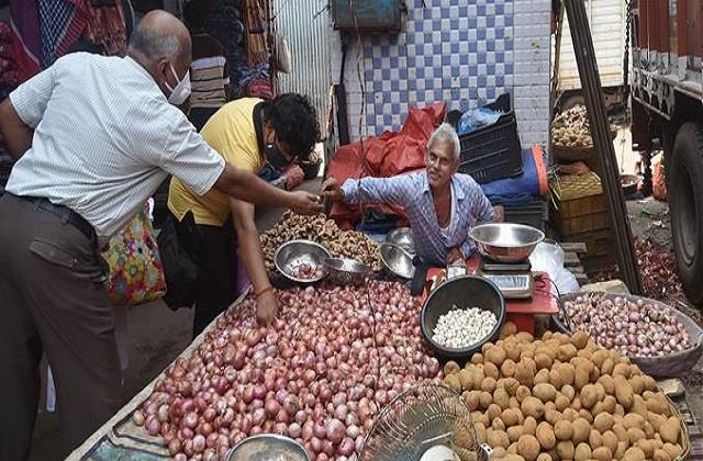 prices rise potato onion is out of reach of common man