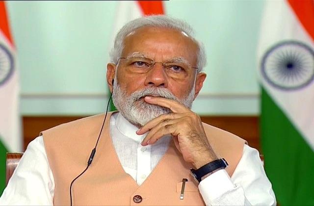 pm modi to attend sco summit on monday