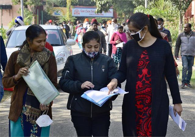 ett recruitment examination in pavement management 2899