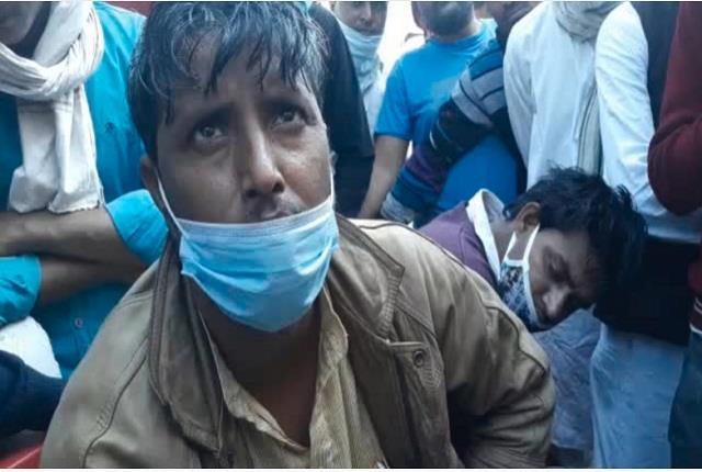 unscrupulous miscreants shot dead haryana businessman in up killed