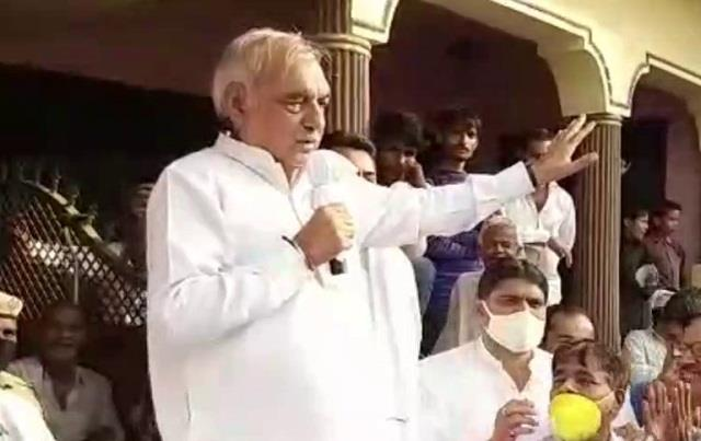 hooda said on baroda by election the real campaign will start now