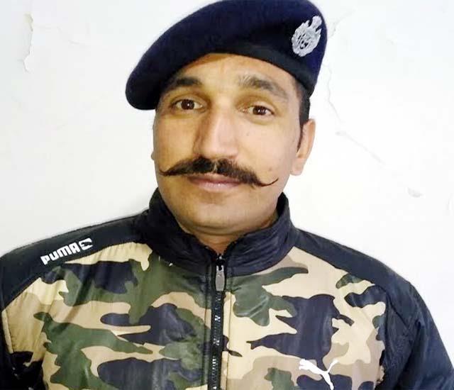 death of daughter of head constable manoj thakur