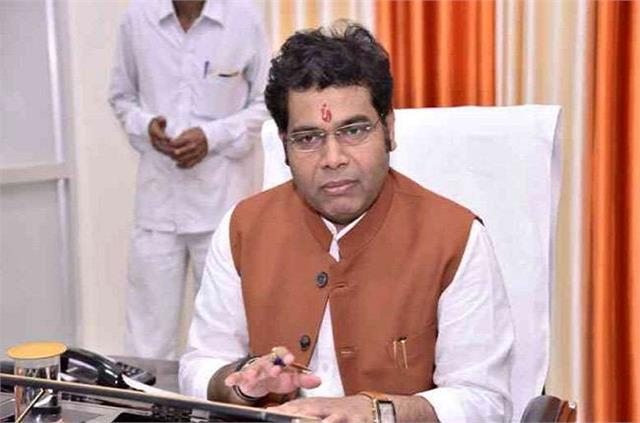 minister of energy shrikant sharma wrote to power corporation chairman