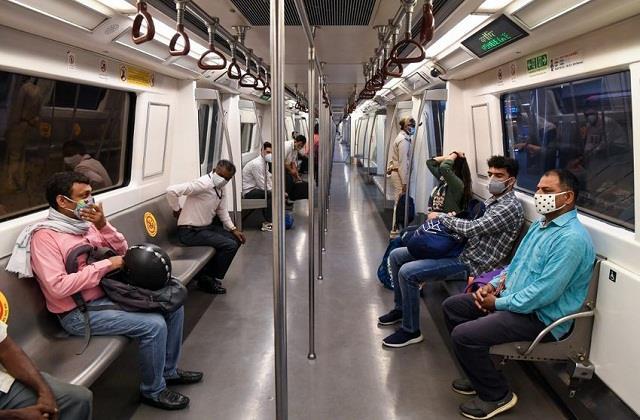 delhi metro facility will be available till 10 pm on diwali