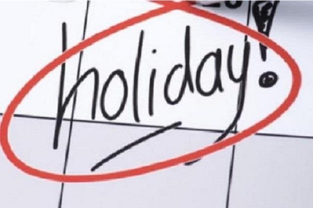 holiday on 2 november in amritsar on prakash parv
