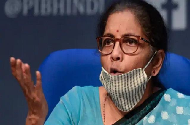 promote digital payments for better estimation of country s gdp sitharaman