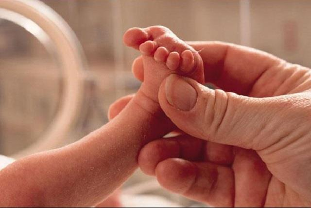 newborn baby found dead in bushes
