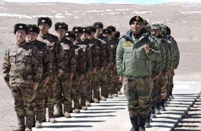 ladakh deadlock emphasis will be on repelling chinese troops