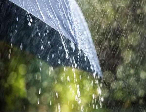 possibility of rain and hailstorm in north india including punjab