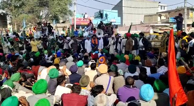 farmers movement continues on fourth day update