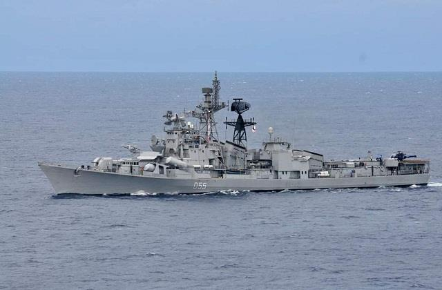 malabar naval exercises from tomorrow under tension with china