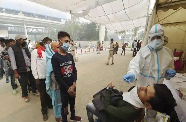 last 4 months record broken in delhi 66 people died due to corona in 24 hours