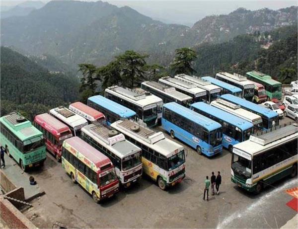 shimla night curfew 150 route buses will run