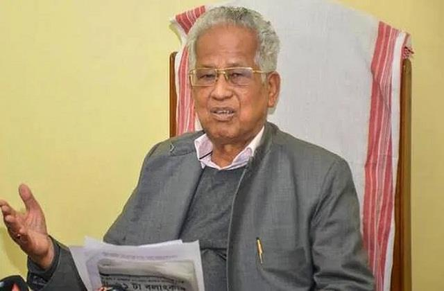 former assam chief minister tarun gogoi s health deteriorated breathing problem