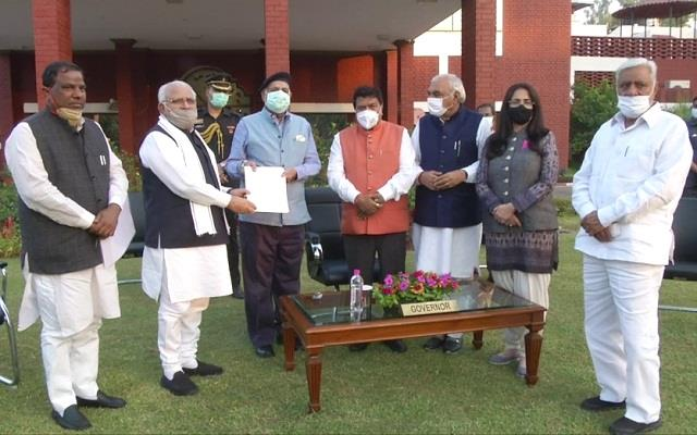 haryana the matter of stake in the assembly building heats up