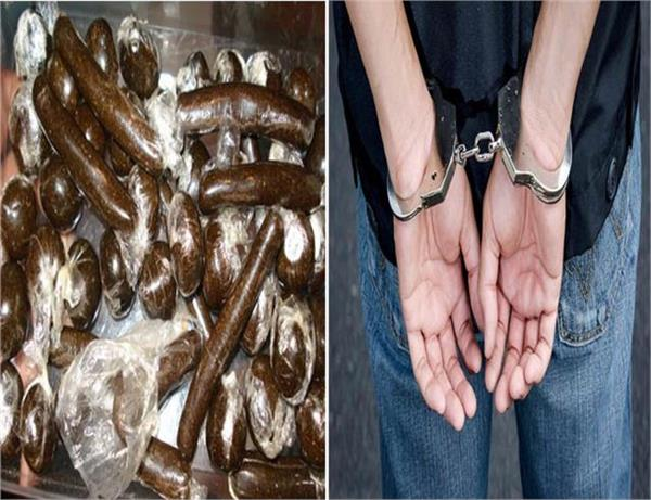 naggar charas youth arrested