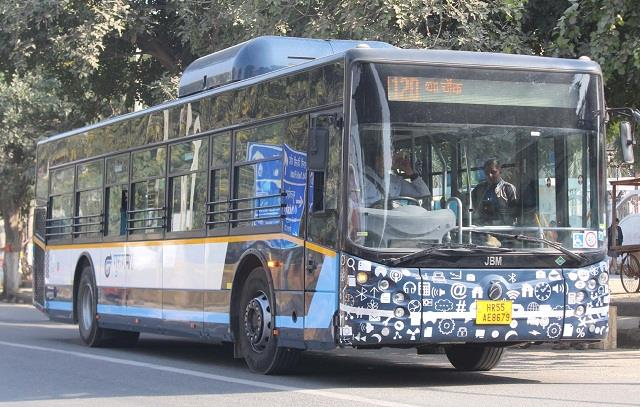 gmcbl buses will also run in faridabad people will get big relief