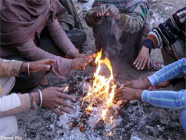 heavy cold in himachal due to snowfall