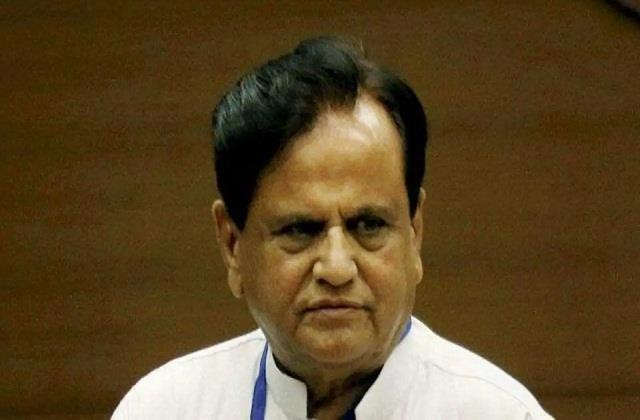 3 hospitals could not save ahmed patel after being corona