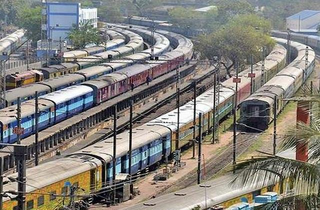 rail traffic will be affected in punjab till 13